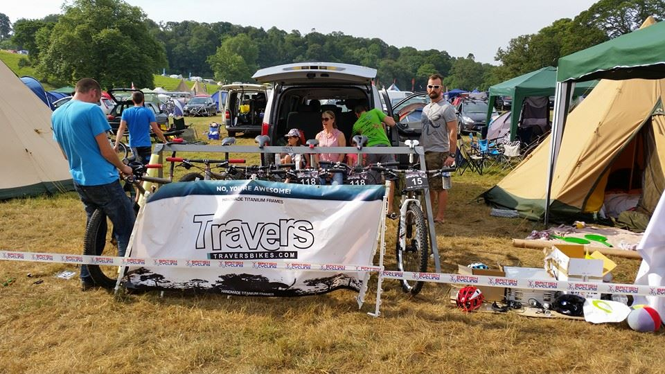 Travers Bikes banner