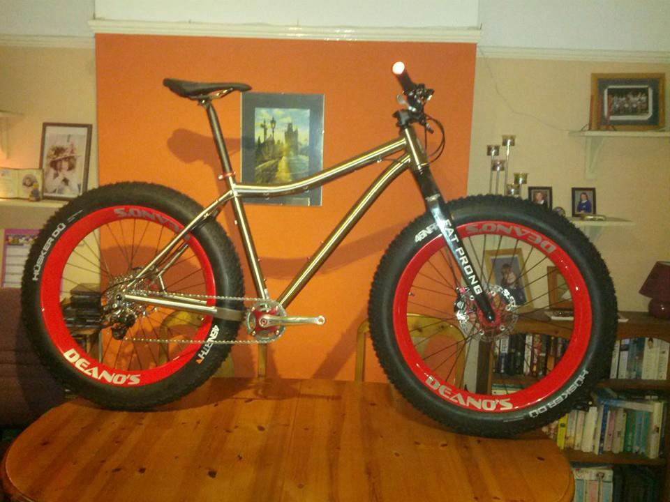 travers bikes fat bike